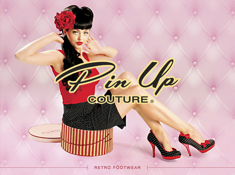 PINUP COUTURE - pumps