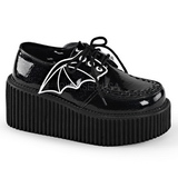 Glitter CREEPER-205 Platform Women Creepers Shoes