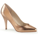 Gold Rose 10 cm VANITY-420 klassische spitze pumps high heels
