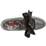 Grau Strass 14,5 cm Burlesque TEEZE-04R Plateau Damen Pumps Schuhe