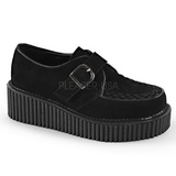 Leatherette CREEPER-118 Platform Women Creepers Shoes
