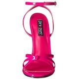 Pink 15 cm Devious DOMINA-108 Sandaletten mit high heels