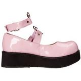 Pink 6 cm SPRITE-02 lolita schuhe gothic plateauschuhe