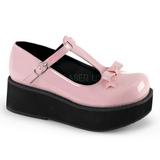 Pink 6 cm SPRITE-03 lolita schuhe gothic plateauschuhe