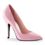 Pink Lack 13 cm SEDUCE-420 spitze pumps high heels