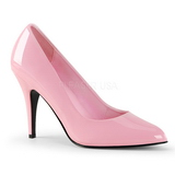 Pink Shiny 10 cm VANITY-420 Pumps High Heels for Men