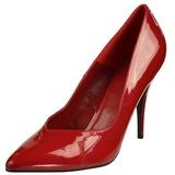 Rot Lack 13 cm SEDUCE-420V spitze pumps high heels