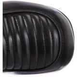 Schwarz 11,5 cm GOTHIKA-200 lolita stiefel gothic plateau stiefel