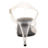 Transparent 10,5 cm CARESS-408 Womens High Heel Sandals