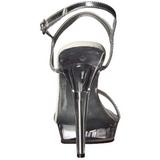 Transparent 13 cm LIP-117 Damenschuhe mit hohem Absatz