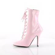 Vegan 13 cm SEDUCE-1020 ankle booties high heels für männer