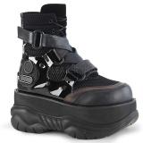 Vegan 7,5 cm NEPTUNE-126 Herren Demonia Schuhe