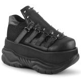 Vegan 7,5 cm NEPTUNE-50 Herren Demonia Schuhe