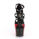 Zweifarbig 18 cm ADORE-764 plateauschuhe high heels