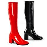 Zweifarbig 8,5 cm Funtasma GOGO-300HQ Damen Stiefel